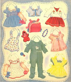 Paper Dolls~Little toddlers - Bonnie Jones - Picasa Web Albums* The International Paper Doll Society by Arielle Gabriel for all paper doll and paper toy lovers. Mattel, DIsney, Betsy McCall, etc. Join me at #ArtrA, #QuanYin5 Linked In QuanYin5 YouTube QuanYin5!