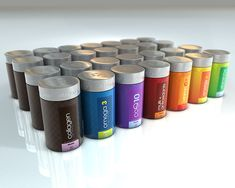 Packaging: Fitvits Vitamins - CoolHomepages Web Design Gallery