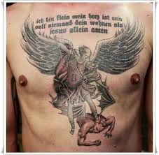 Demon Tattoo Designs & Ideas With Meanings