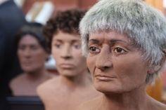 Egyptian Mummy Facial Reconstruction