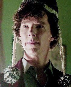 TSIB: Sherlock: 'Sex doesn't alarm me' Mycroft: 'How would you know?'  TEH: Mycroft: 'I'm not lonely, Sherlock' Sherlock: 'How would you know?'