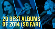 20 Best Albums of 2014 (so far) according to Vulture
