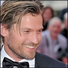 Jaime Lannister ~ Nikolaj Coster-Waldau - looking dapper in his tux!