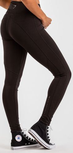 4a3c74931a855 The Gymshark X Golds Gym Leggings in Black.  gymshark  gymsharkwomen   leggings Gym