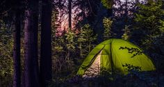 Tips for staying toasty while you sleep on your next camping trip.