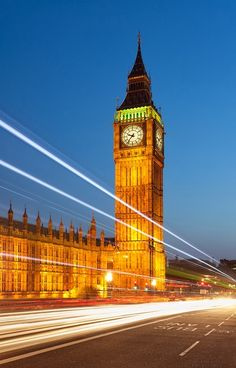 I hope to visit London when i'm older