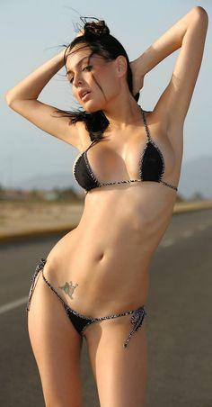 Bikini girl brazilian tiny