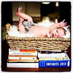 baby Foster on the collected works of his namesake