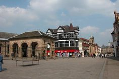 The Buttercross in Pontefract, Yorkshire :) a perfect place for jumping photos.