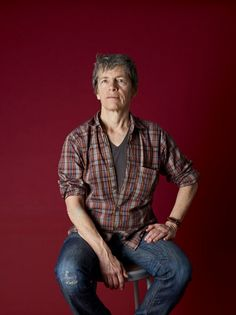 """Poem of the Day: """"An American Poem"""" by Eileen Myles Butch Lesbian Fashion, Poem A Day, New Image, Older Women, Lgbt, Pop Culture, Fiction, Novels, Men Casual"""