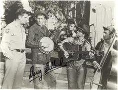"Doug Dillard, ""Banjo"".  The Darlin's on Andy Griffith Show, AKA The Dillards"