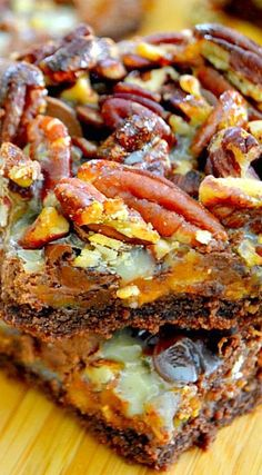 Turtle Seven Layer Bars