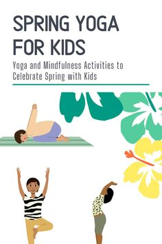 Kids Yoga Poses, Yoga For Kids, Mindfulness For Kids, Mindfulness Activities, Fun Activities For Kids, Games For Kids, Movement Activities, Motor Activities, Kids Fun