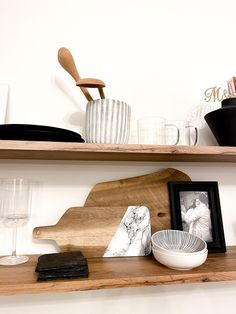 Floating Shelves, Kitchen, Home Decor, Houses, Cooking, Decoration Home, Room Decor, Wall Shelves, Kitchens