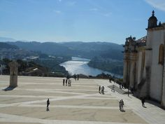 Coimbra and one of the oldest universities In the world