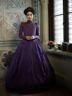 "STILL STAR-CROSSED - ABC's ""Still Star-Crossed"" stars Medalion Rahini as Princess Isabella. (ABC/Bob D'Amico)"
