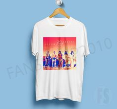FIFTH HARMONY 7/27 Deluxe Not That Kind of Girl 2016 White T-Shirt Size S to XL #Handmade #GraphicTee