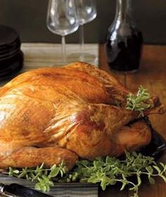 How to Brine a Turkey and Other Meats