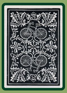 BICYCLE CARDS - SAFETY