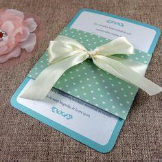 Invitaţie de nuntă Isabel http://designbyclarice.ro/