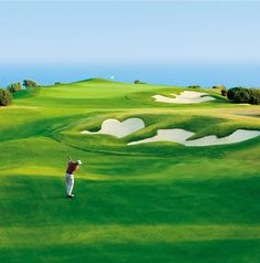 #Cyprus - Astonishing #golf landscape