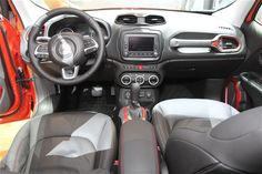 2015 jeep renegade interior color options - I      own the cutest little car !