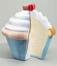 Post-it de cupcake *.*
