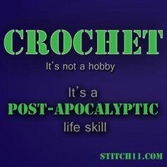 Post apocalyptic life skill