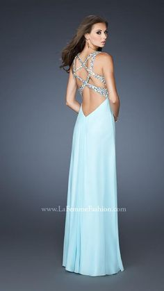 La Femme 18841 | La Femme Fashion 2013 - La Femme Prom Dresses - Dancing with the Stars