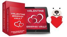 Da ist alles für Valentine drinnen... New Tricks, Multimedia, News, Indoor, Graphics, Projects