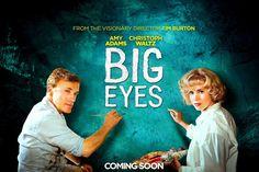Shy-way: Love it or Leave it: Big Eyes - Amy Adams & Christoph Waltz Rock!