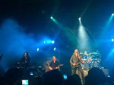 Nightwish: Tuomas, Emppu and Marco