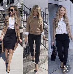 Office Outfits Women Casual, Professional Outfits, Summer Outfits Women, Casual Summer Outfits, Classy Outfits, Summer Fashions, Woman Outfits, Outfit Office, Business Professional