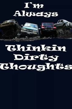 Love me some mud and big trucks ❤