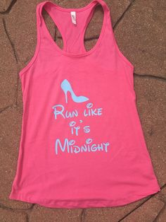 A personal favorite from my Etsy shop https://www.etsy.com/listing/466683447/run-like-its-midnight-tank-top-run-tank