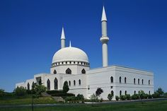 Islamic Center of Toledo (Toledo, Ohio, taken 1993) http://islamicartdb.com/islamic-center-toledo-toledo-ohio-taken-1993/