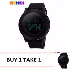 Special Price Freebang SKMEI Brand Men Sports Watches Mens Fashion Casual LED Digital Watch Relogio Masculino Military Waterproof Wristwatches 1142 - Intl (Black)Buy1 Take1Item is really good Freebang SKMEI Brand Men Sports Watches Mens Fashion Casual LED Digital Watch Relogio Masculino Military Waterproof Wristwatches 1142 - Intl (Black)Buy1 Take1 Product details SK090OTAA5WZR4ANPH-12469571 Watches Sunglasses Jewellery Watches Men SKMEI Freebang SKMEI Brand Men Sports Watches Mens Fashion…