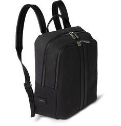 Tod's - Nubuck Leather Backpack|MR PORTER