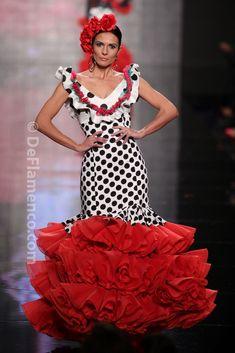 Fotografías Moda Flamenca - Simof 2014 - Amparo Maciá 'Autentica' Simof 2014 - Foto 04