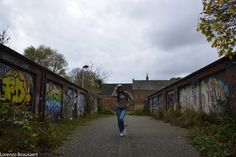Photographer; Lorenzo Beausaert Model; Celine Putman Location; Doel Mua; No make up