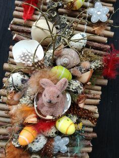 Türkränze - verstecktes Ei - ein Designerstück von TinaKreativ bei DaWanda Designer, Party, Eggs, Easter Activities, Parties
