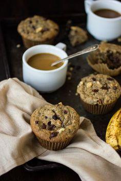 The Bojon Gourmet: (Gluten-Free) Chocolate Buckwheat Banana Nut Muffins | The Bojon Gourmet