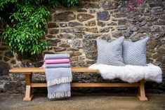 A French oak X frame bench with bolt detail; a pair from £2,200 plus VAT for 200 cm length; Outdoor Sofa, Outdoor Furniture, Outdoor Decor, French Oak, Bespoke, Bench, Detail, Frame, Home Decor