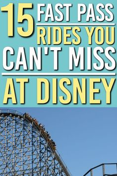 rides are fast pass worthy at Walt Disney World There are so many rides at Walt Disney World. Here are the top 15 rides that you should get Fast Passes so you can save time in the line ups. Best Disney Rides, Walt Disney World Rides, Disney World Resorts, Disney Vacations, Disney Trips, Disney Travel, Disney Fun, Disney Magic, Disney World Secrets