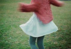 Twirl #dance #field #nature