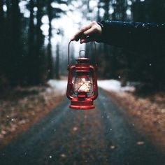 Essential Winter Camping Hacks Stellar lantern.