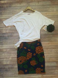 LuLaRoe Cassie plus Irma combo! LuLaRoe fashion!