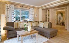 Bildergebnis für wohnzimmer landhausstil weiß modern | Livingroom ...