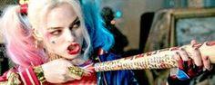 'Escuadrón Suicida': Así es el bate de Harley Quinn en la película