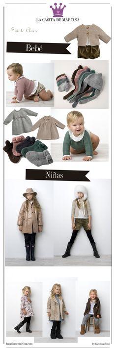 Sainte Claire Moda Infantil,  Blog Moda Infantil,  La casita de Martina